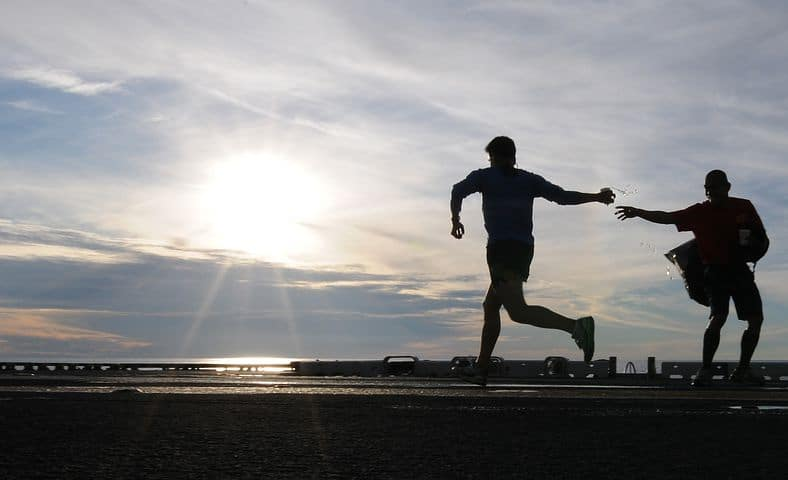 Three Tips to improve your running speed