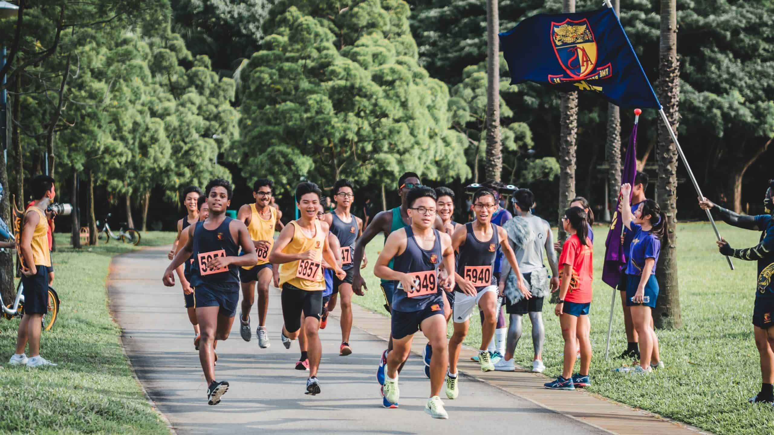 Running a marathon: how to survive the historic endurance race