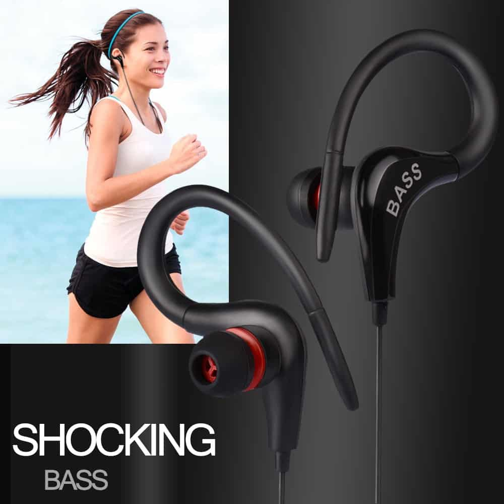 Running Headphones: High-Quality Sports Earphones