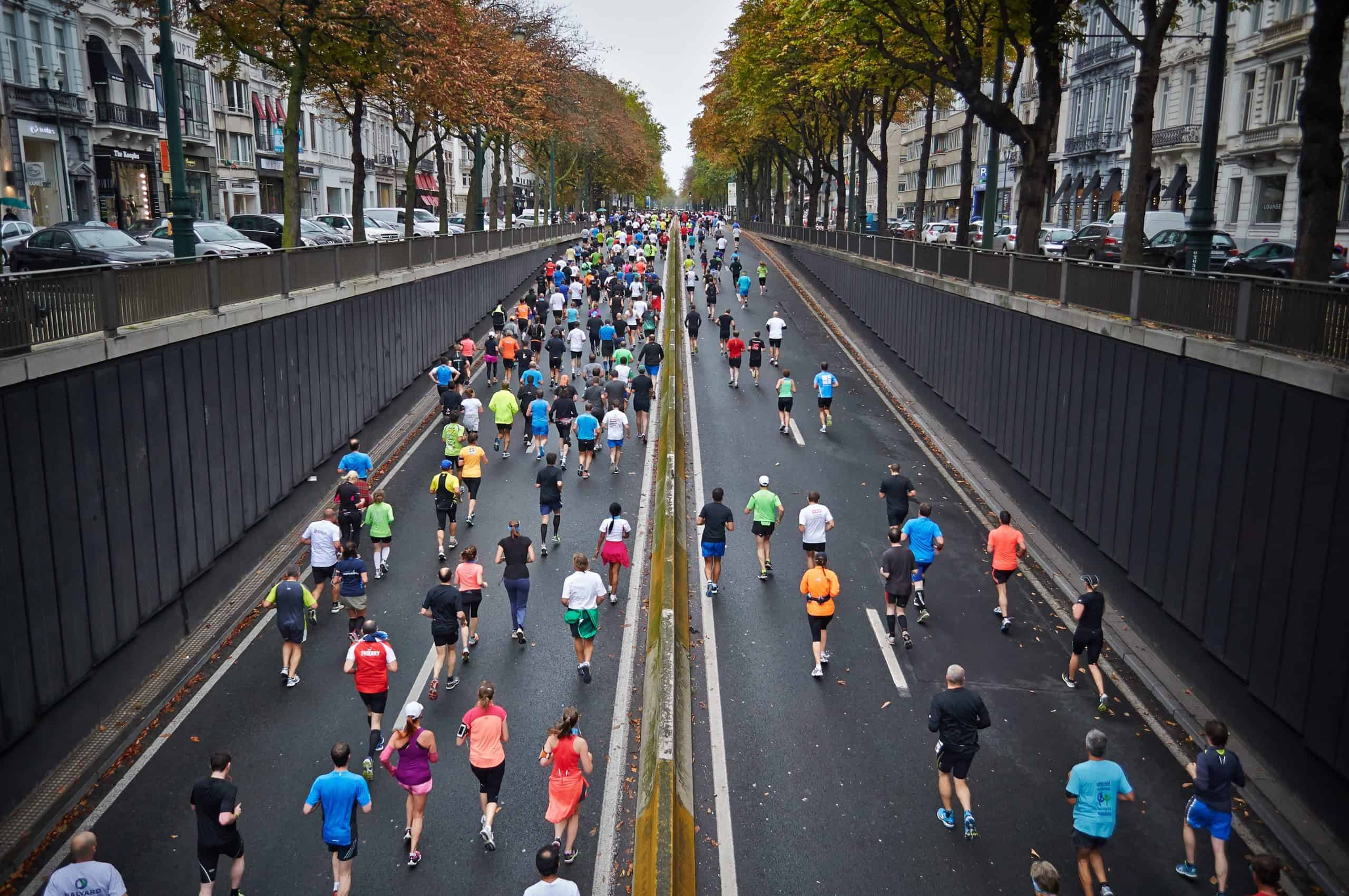 Run In A Marathon: A Few Tips